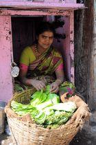 pandharpur lady ©