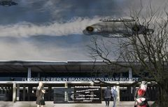 Pannenflughafen Berlin Brandenburg Willy Brandt Eröffnungsfeier