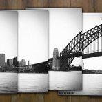 Pano aus Prints - Sydney Opera House