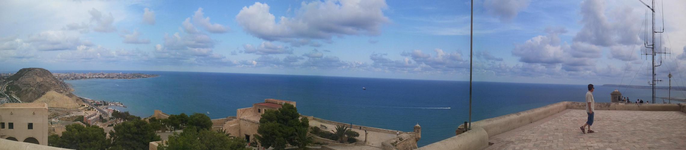 Panorama Alacant/ Alicante Part 1