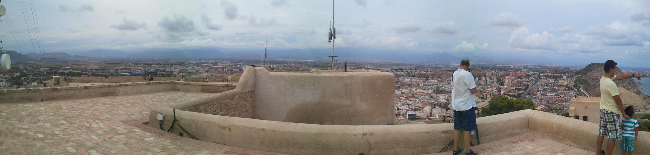 Panorama Alacant/ Alicante Part 2