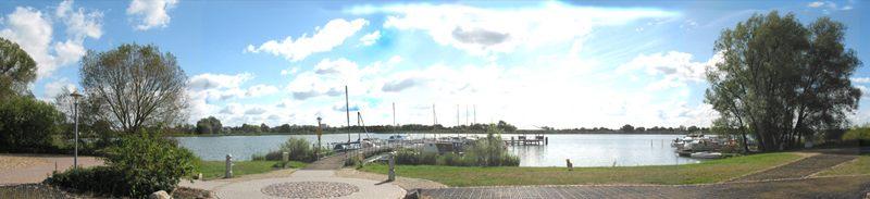 Panorama Beetzsee