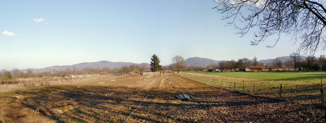 Panorama Bergstrasse