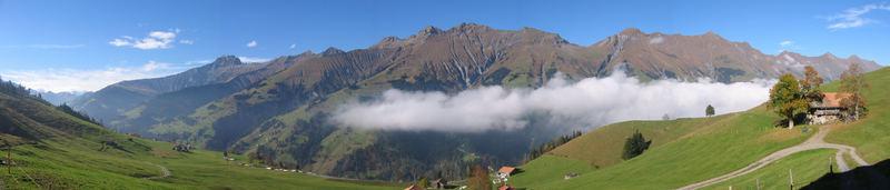 Panorama Bilder in der Schweiz