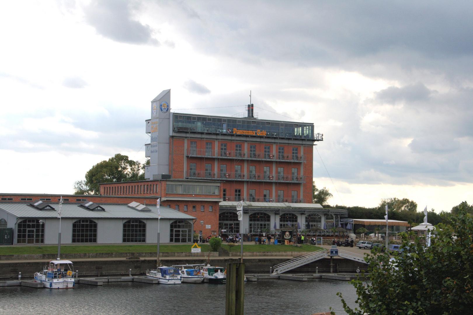 Panorama Café Dömitzer Hafen
