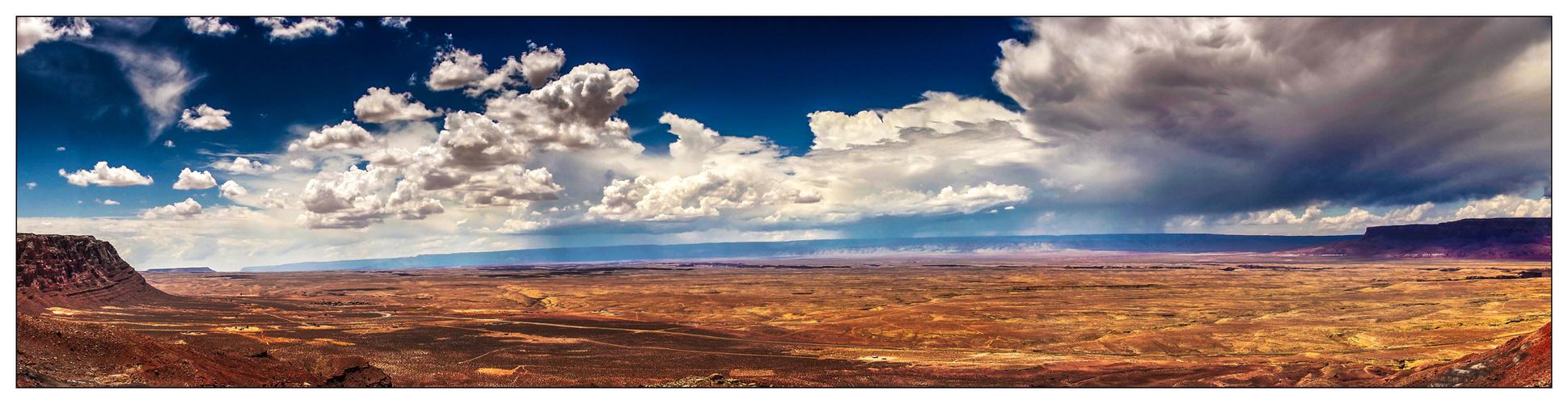 Panorama Colorado / Grand Canyon Hochebene