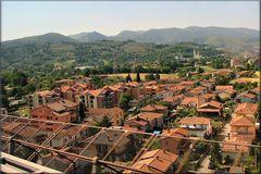 Panorama d`Assisi