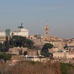 Panorama della Città Eterna