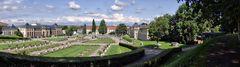 Panorama der Gothaer Orangerie