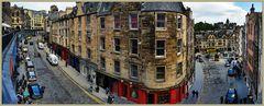 Panorama der Victoria Street