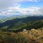 Panorama des Vosges