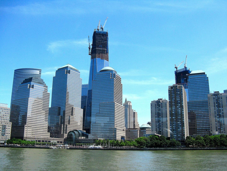 panorama di N.Y.C.