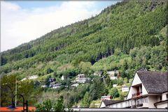 Panorama di Voss