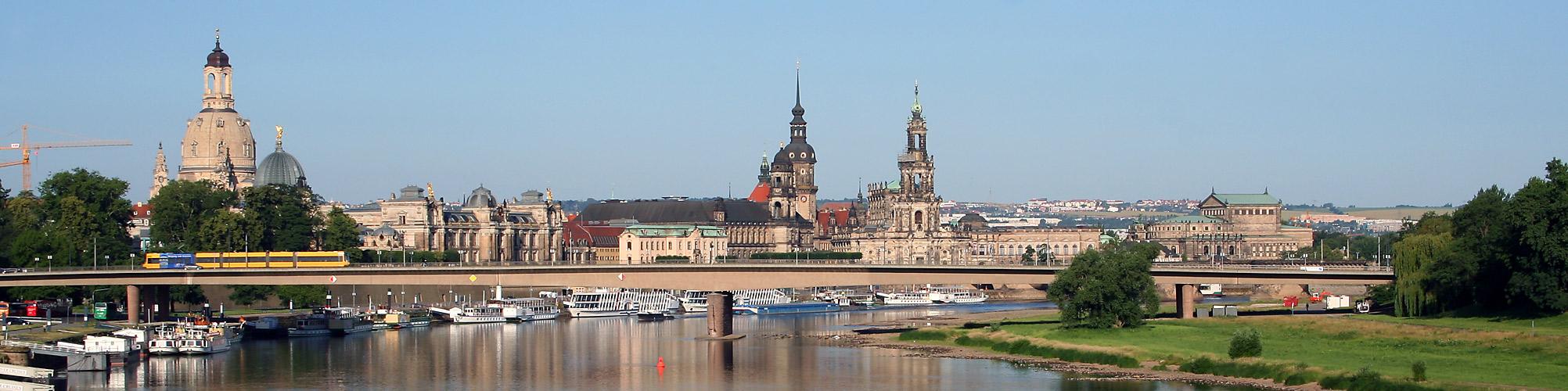 Panorama Dresden
