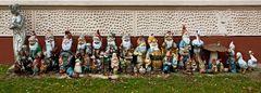 Panorama einer großen Zwergenfamilie!
