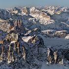 PANORAMA FANTASTICO: Le Dolomiti orientali