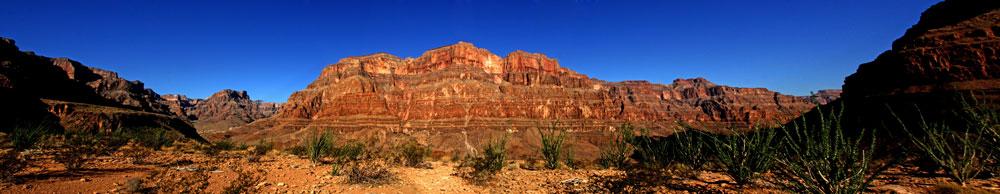 Panorama - im Grand Canyon
