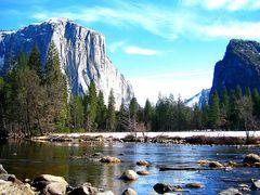 Panorama im Yosemite Nationalpark