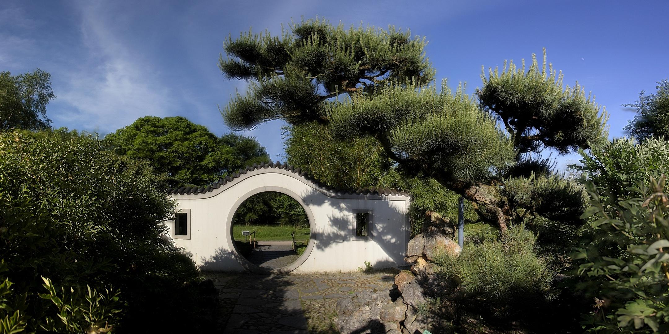 Panorama Japan-Garten
