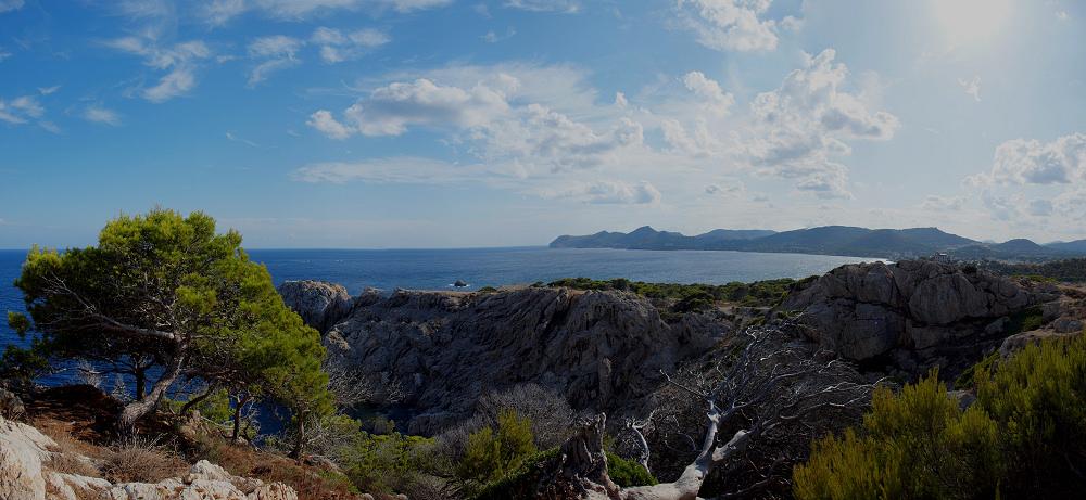 Panorama Mallorca Cala Ratjada