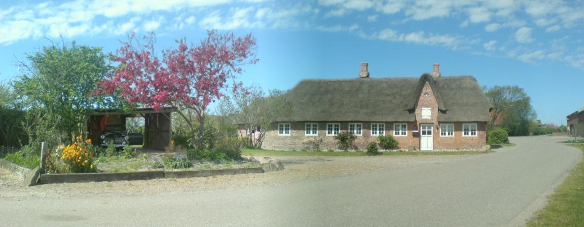 Panorama mit dem Fotohandy von meinem Haus!
