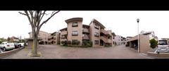 Panorama of apartment where I live