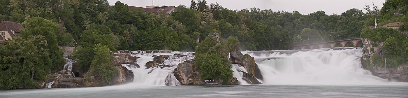 Panorama Rheinfall