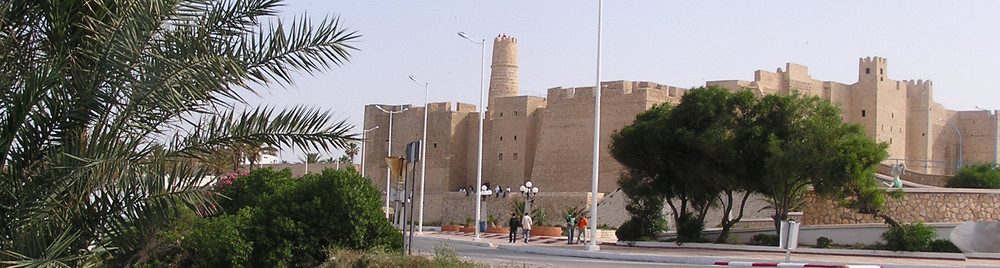 panorama Ribat Monastir