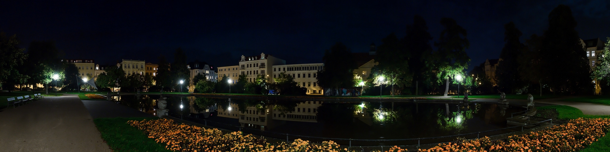 Panorama Schillerpark