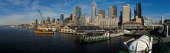 Panorama Seattle