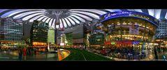 Panorama Sony Center