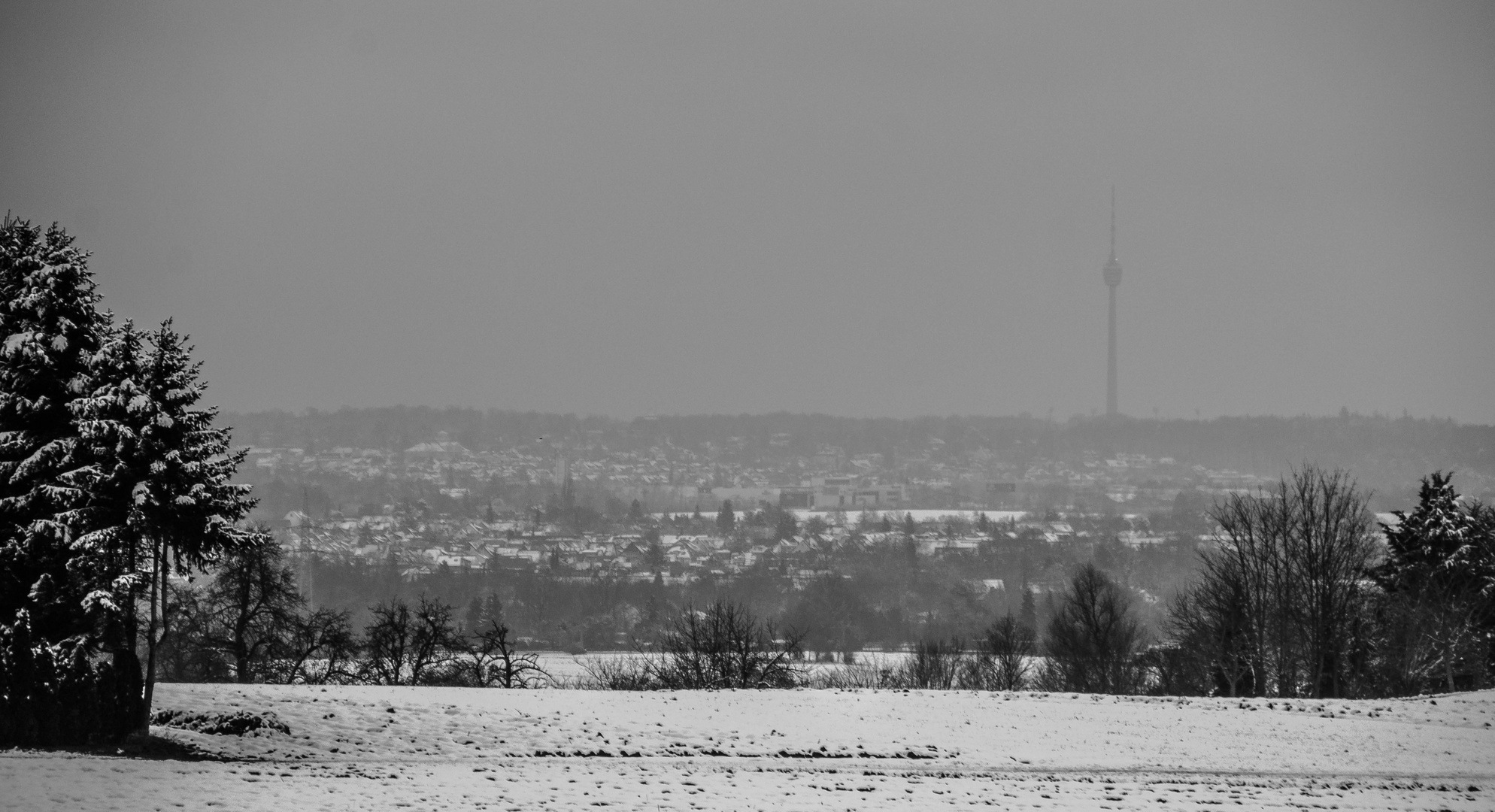 Panorama Stuttgart
