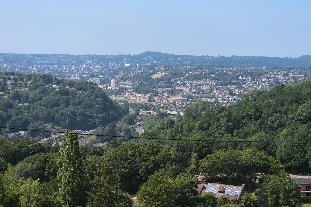 Panorama Vaux sous Chevremont-Chenée-Liège (B)