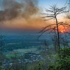 Panorama view to Mueang Loei