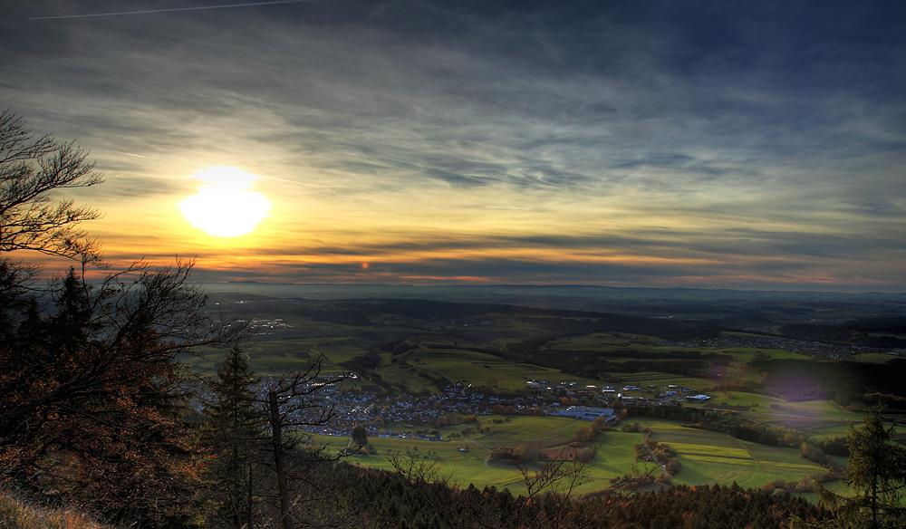 Panorama vom Klippeneck