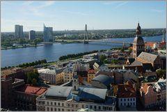 Panorama von der St. Peterkirche