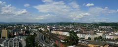 Panorama von Koblenz (mal von der anderen Seite)