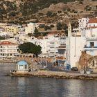 Panorama von Pigadia auf Karpathos
