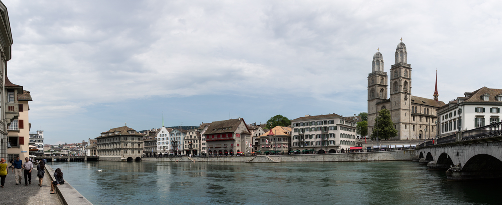 Panorama Zürich II
