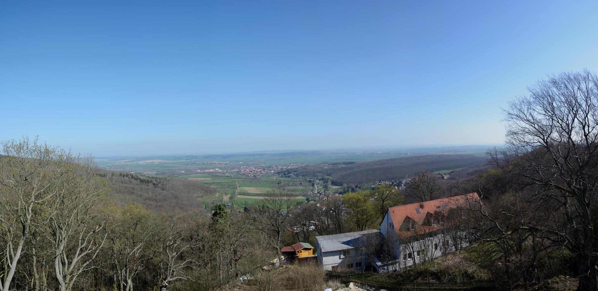Panoramablick Lauenburg