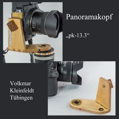 "Panoramakopf Typ ""13.3"""
