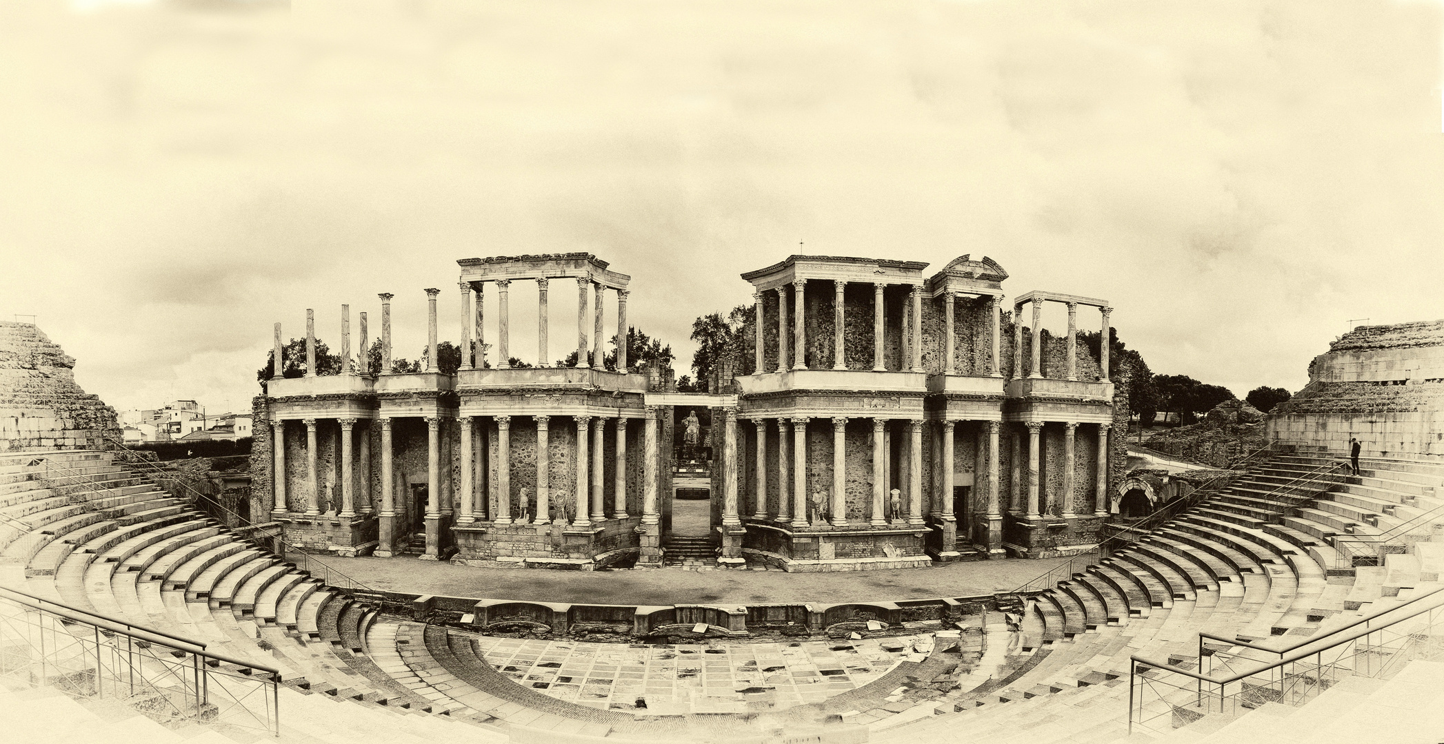 Panorama_Merida
