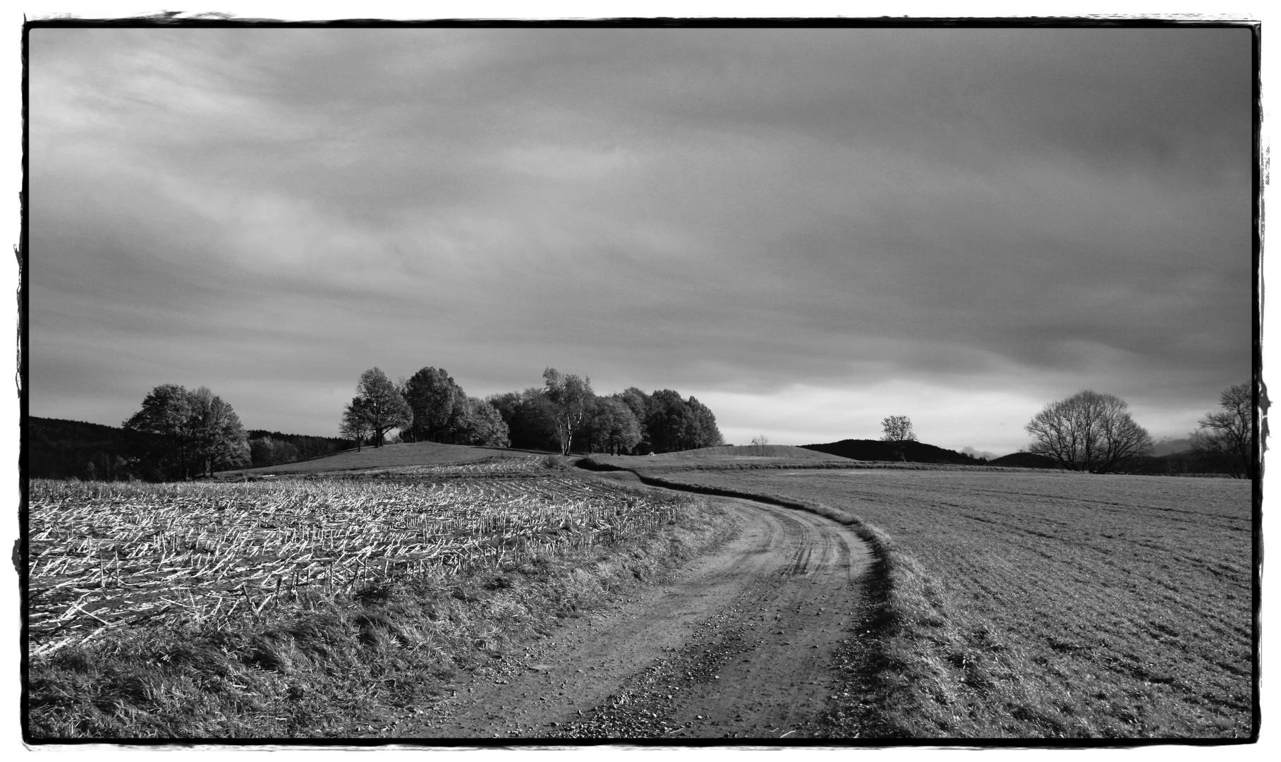 Panoramaweg...