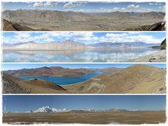 Panoramen von Tibet