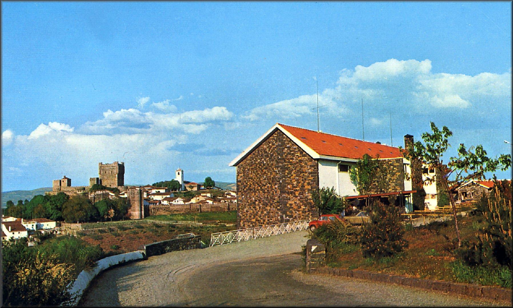 Panoramic of Bragança