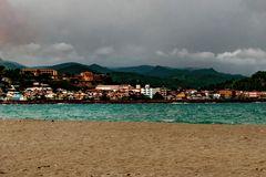 Panoramic view of Baracoa