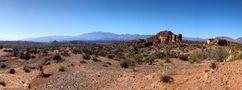 Panoramica da talampaya von Luigi Boeris