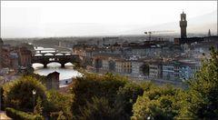 Panoramica di Firenze