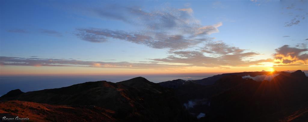 Panoramica Por do Sol 2