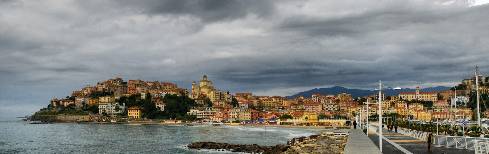 Panoramica Porto Maurizio